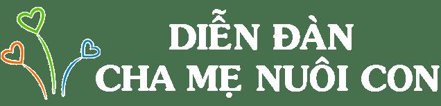 Diễn đàn CHA MẸ NUÔI CON - Cộng đồng cha mẹ Việt Nam